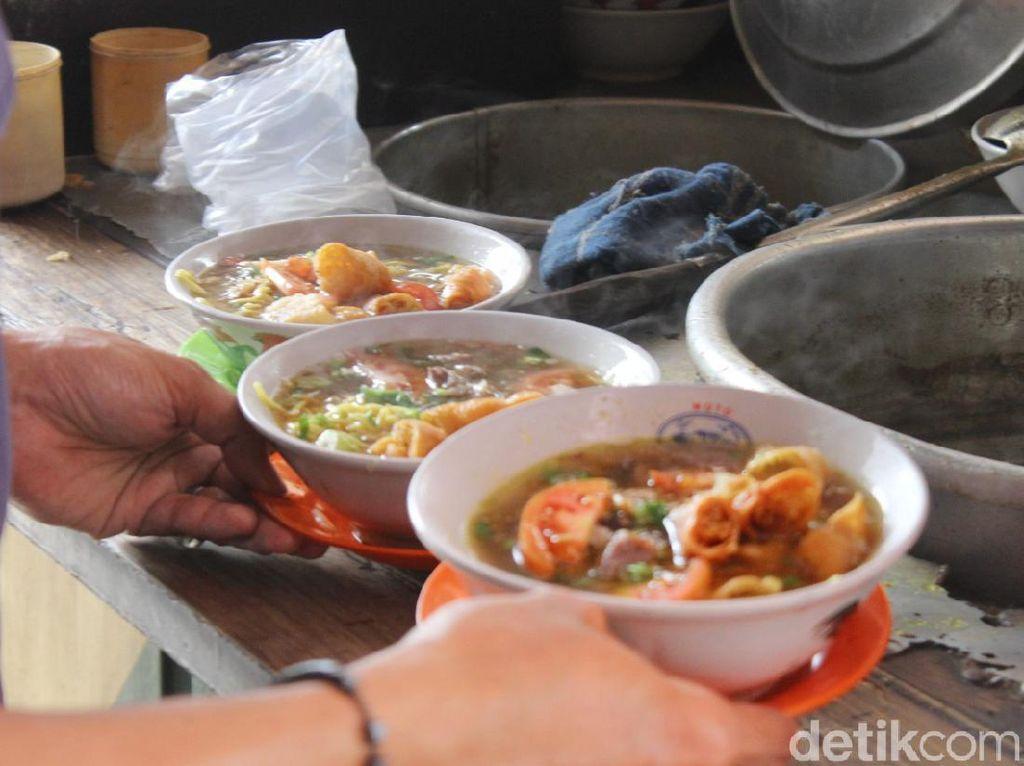 Soto Mie Mang Ohim Populer Sejak 15 Tahun Lalu, Tercipta karena Kondisi Ini