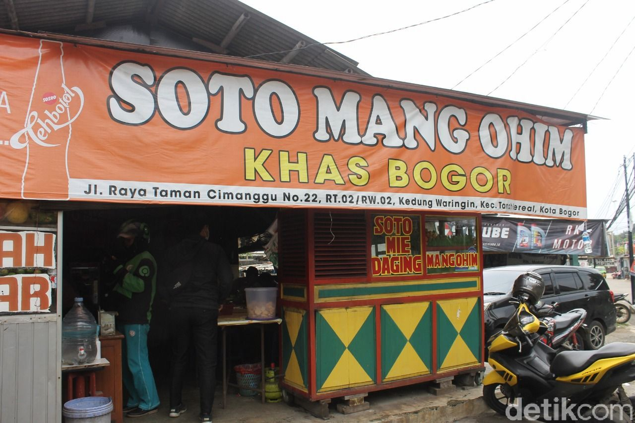 soto mie mang ohim 9 - Soto Mie Mang Ohim Populer Sejak 15 Tahun Lalu