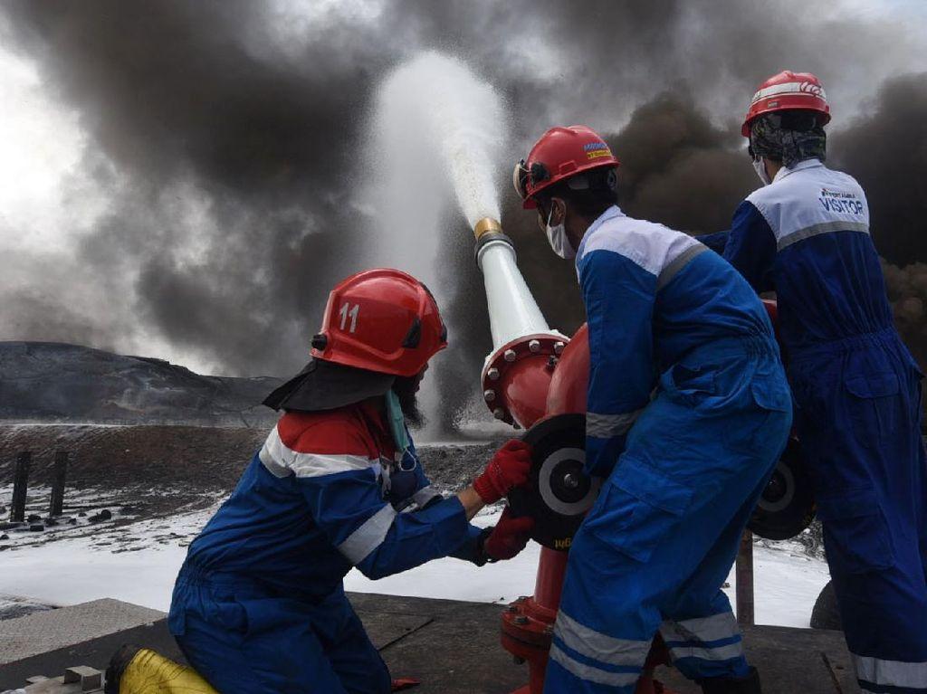 Gudang Logistik Terbakar, Ini Deretan Insiden di Pertamina