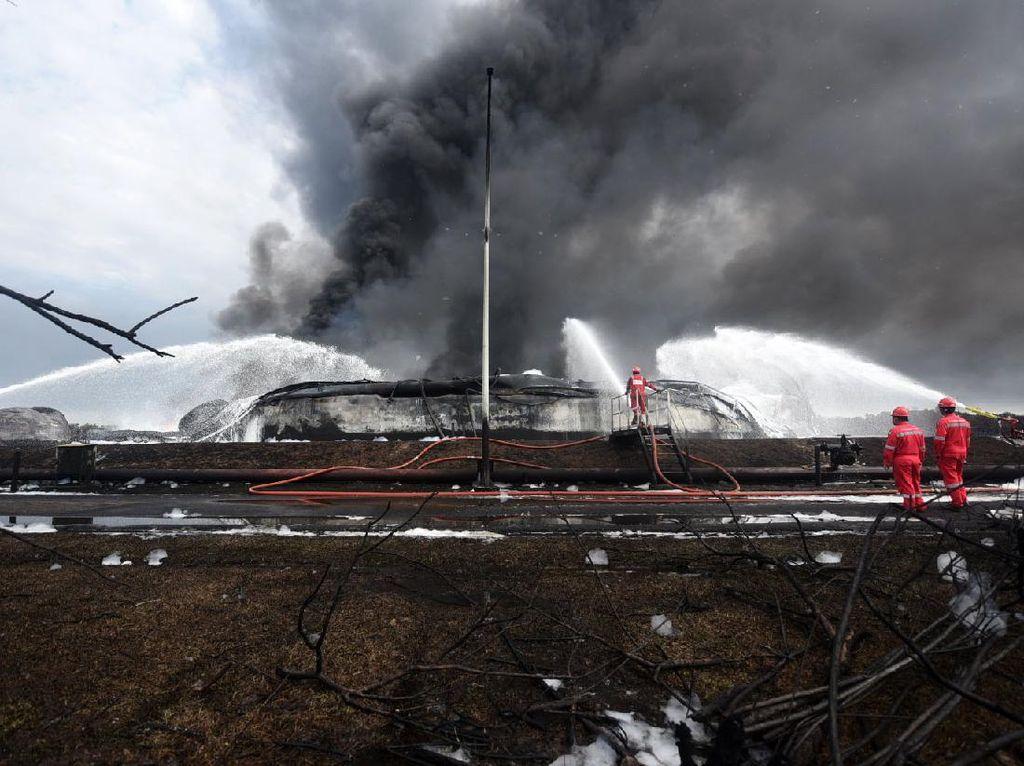 Kilang Balongan Kebakaran, Ombudsman Sebut Peralatan Pertamina Sudah Tua