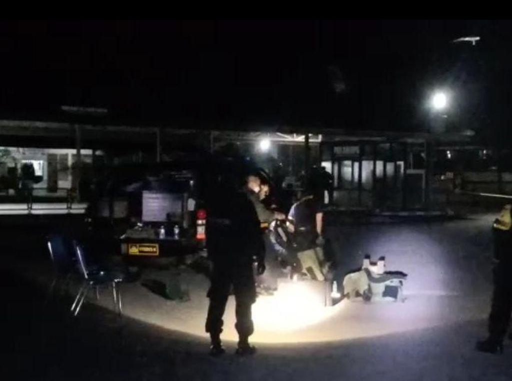 Benda Mencurigakan Ditemukan di Terminal Purbaya Madiun, Tim Jibom Datangi Lokasi