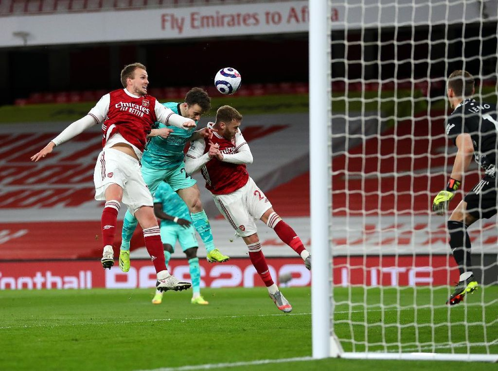 Maaf, Arsenal Kini Cuma Tim Medioker Premier League