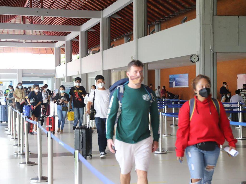 Cegah COVID-19, Bandara Ngurah Rai Dicoret dari Pintu Masuk RI