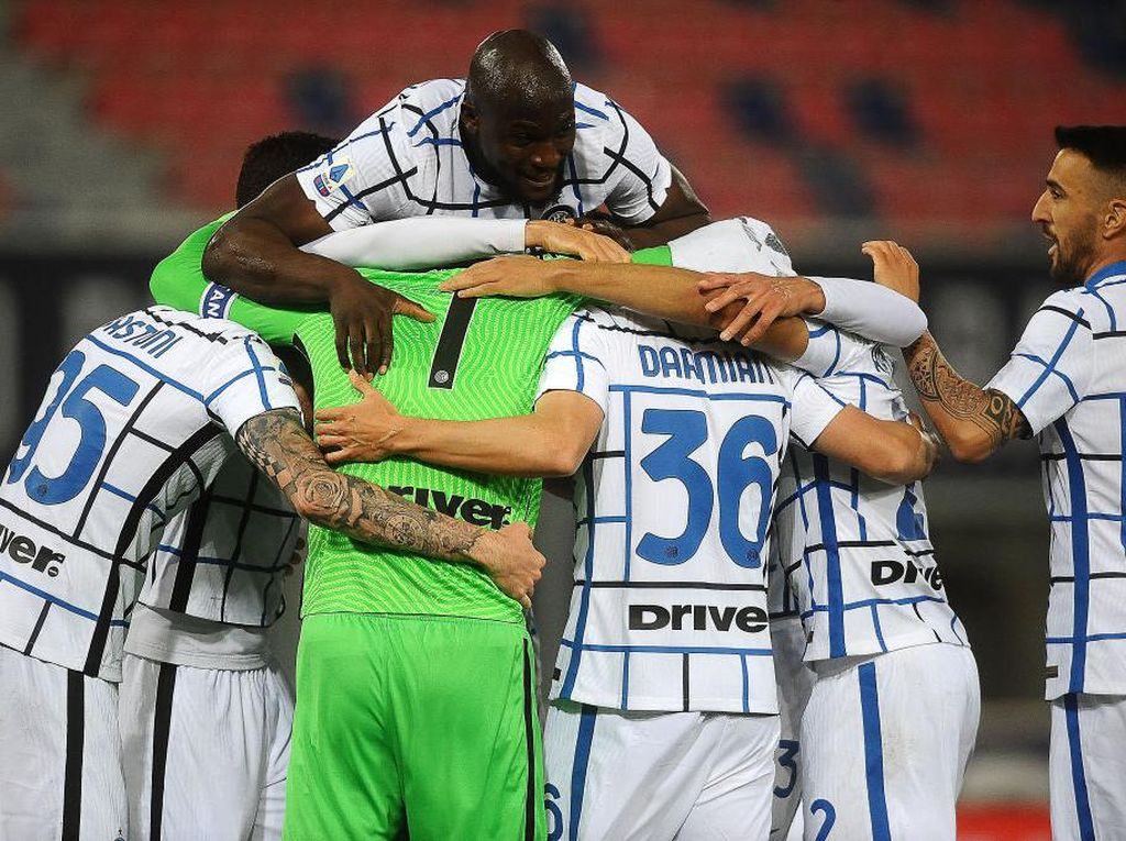 Belum Ada Pesta Scudetto di Inter Milan