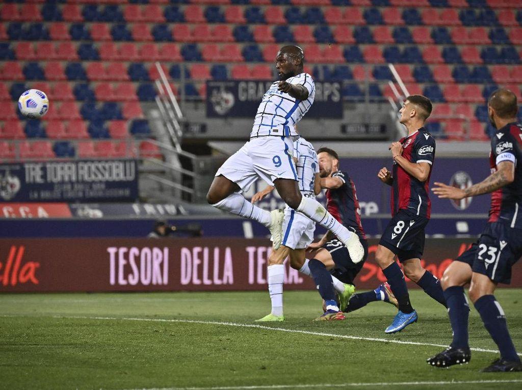 Bologna Vs Inter: Lukaku Menangkan Nerazzurri