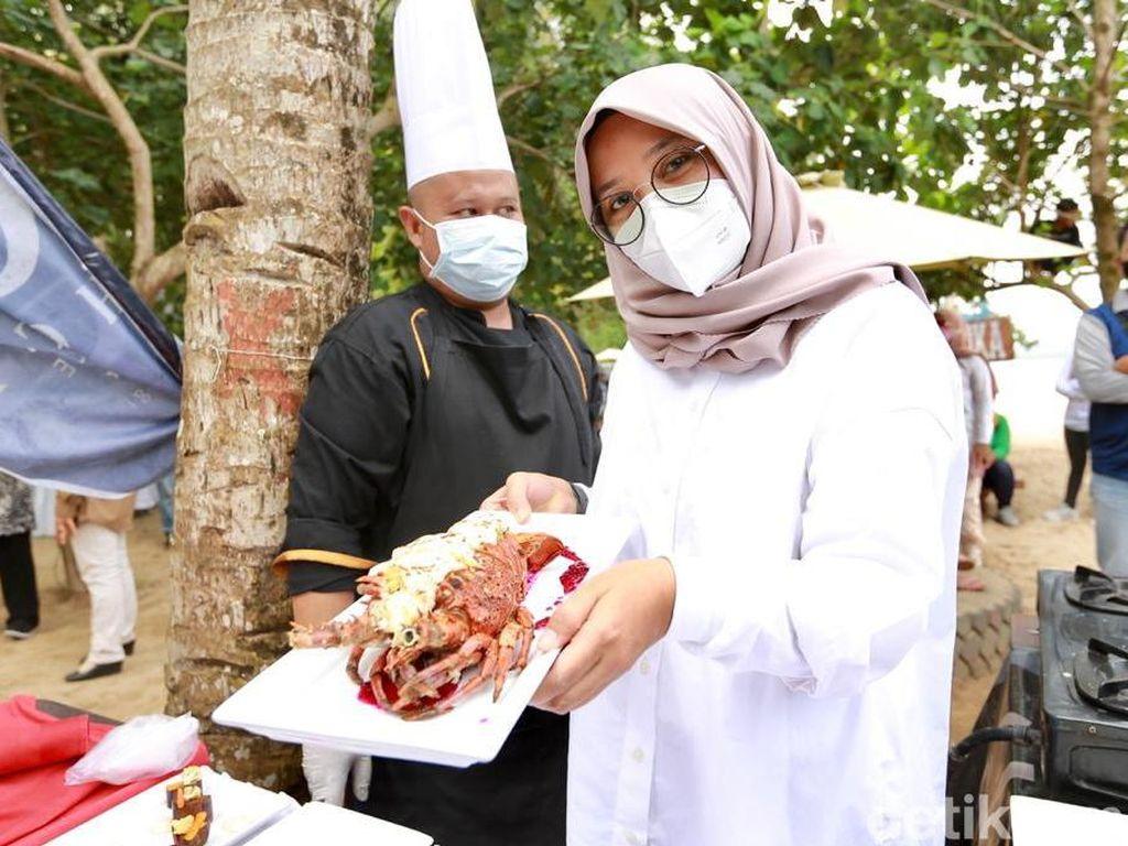 Festival Lobster Pertama di RI Sukses Digelar Banyuwangi