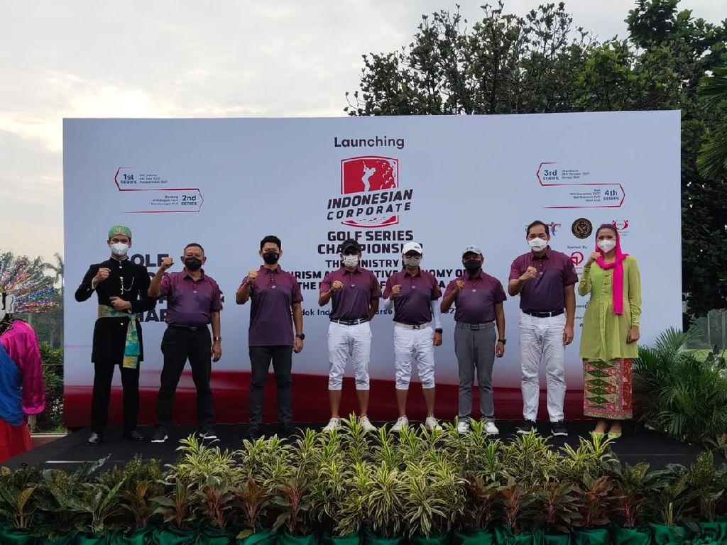 Indonesian Corporate Golf Series Championship Hadir di Empat Kota
