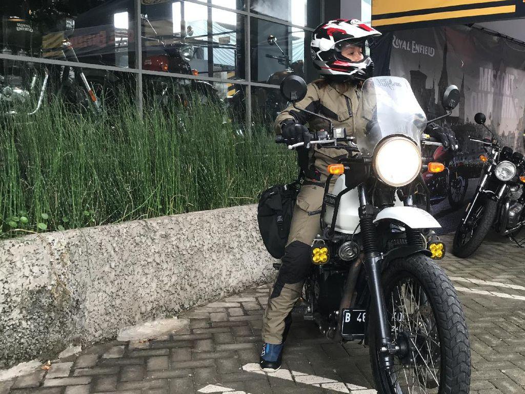 Lady Bikers Jisel Touring Jakarta-Bali, Ikuti Perjalanan Serunya di detikOto