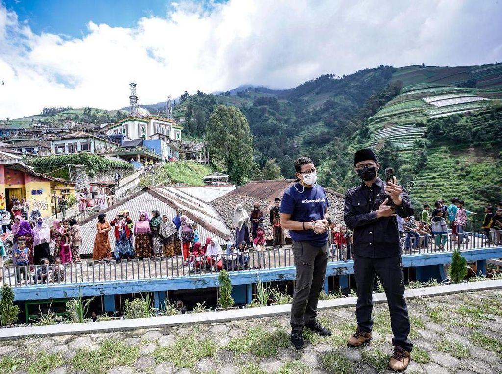 RI Dilanda Aksi Terorisme, Sandiaga Pastikan Pariwisata Aman