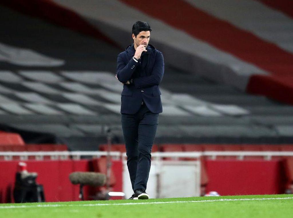 Arsenal Gagal ke Pentas Eropa, Arteta Enggan Salahkan Siapa-siapa