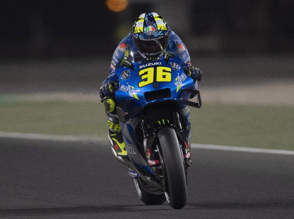 Start ke-9, Joan Mir Pede di MotoGP Doha