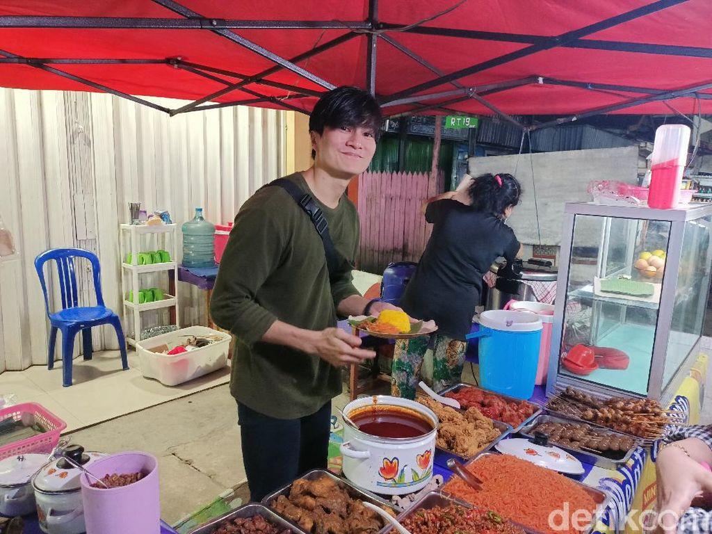 Penjual Nasi Kuning Mirip Lee Min Ho dan Kisah Penjual Tteokbokki Sukses