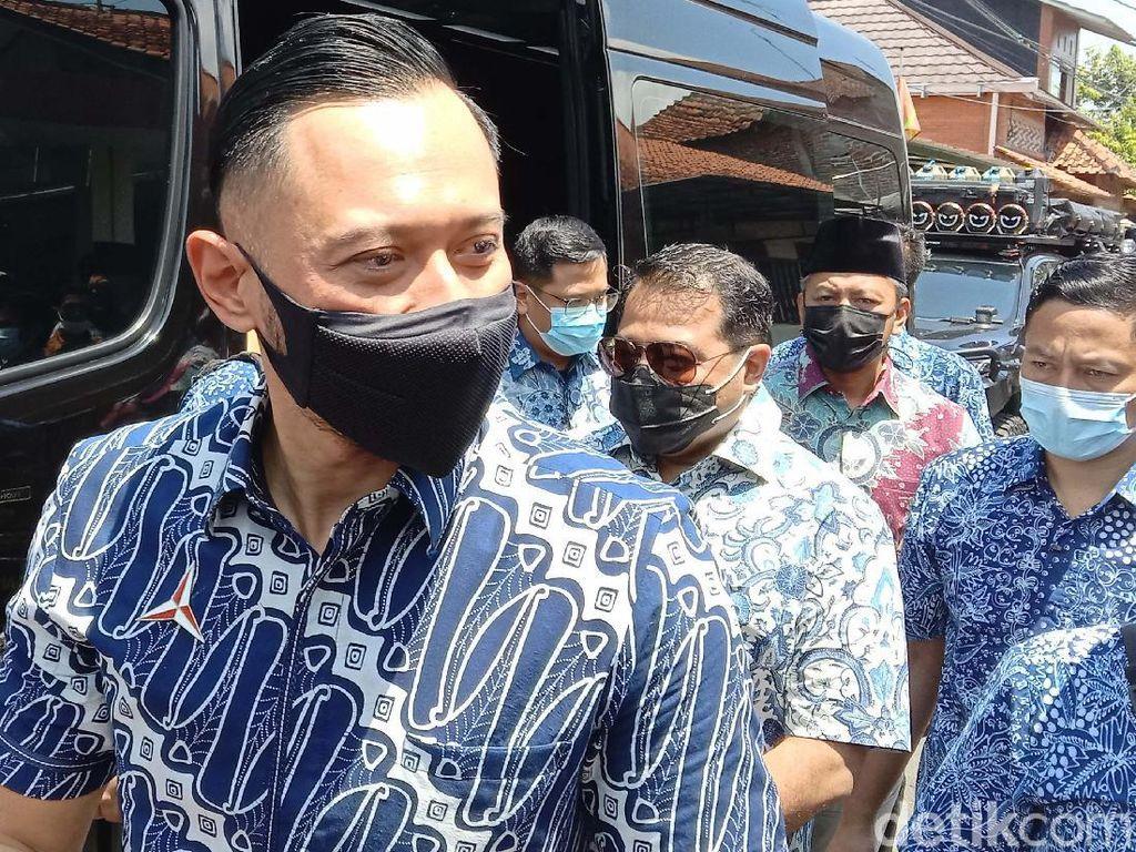 AHY Enggan Minta Maaf ke Jokowi, Justru Desak Moeldoko Cs Melakukannya