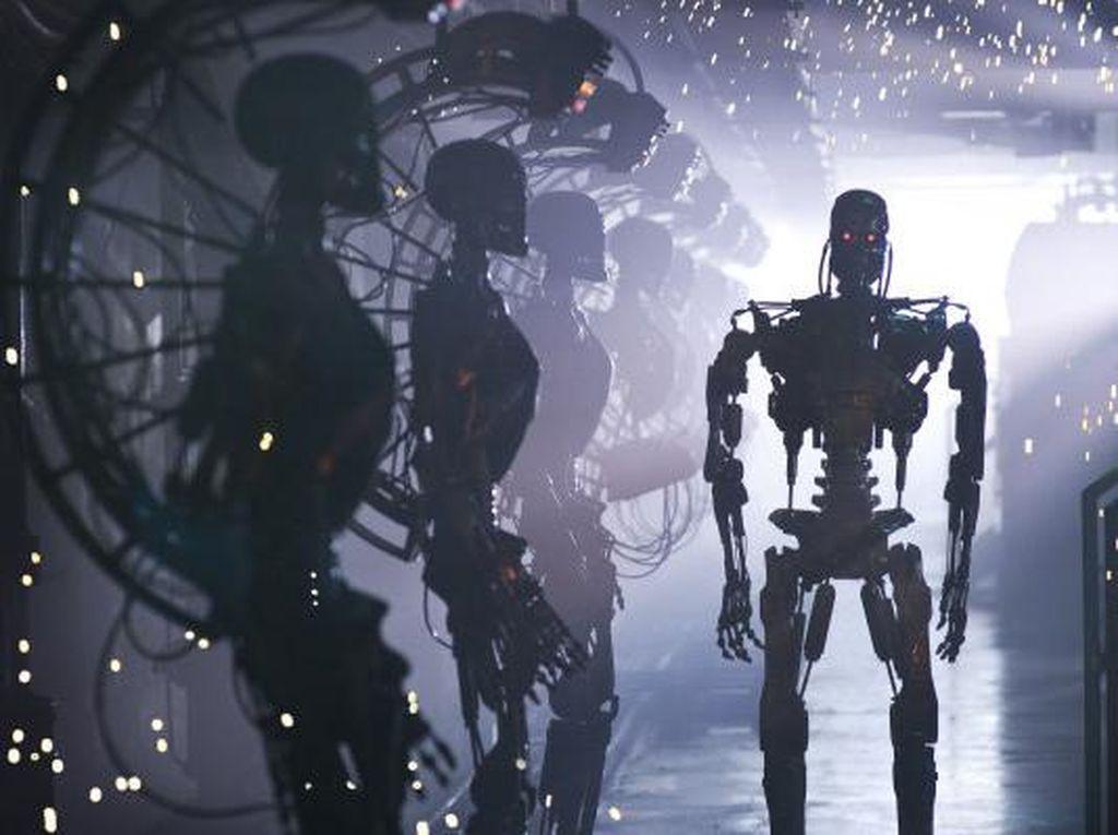 AI Ditakutkan Bisa Jadi Terminator atau Ultron
