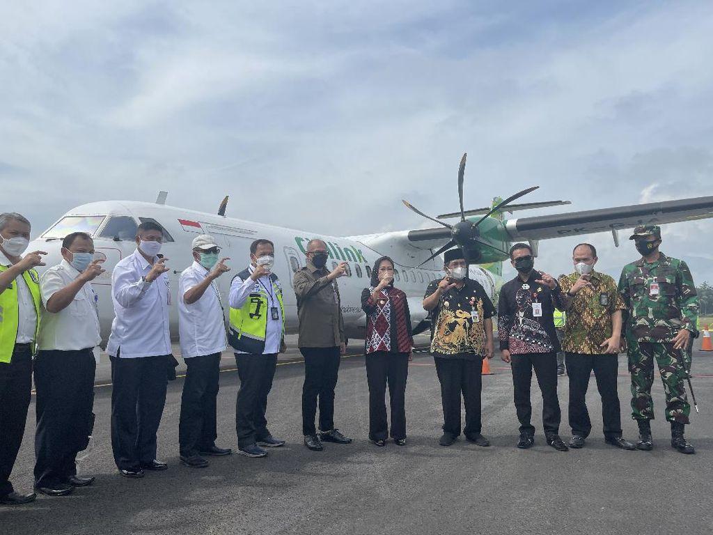 Citilink Uji Terbang ke Bandara Purbalingga, Penerbangan Komersil 22 April 2021?