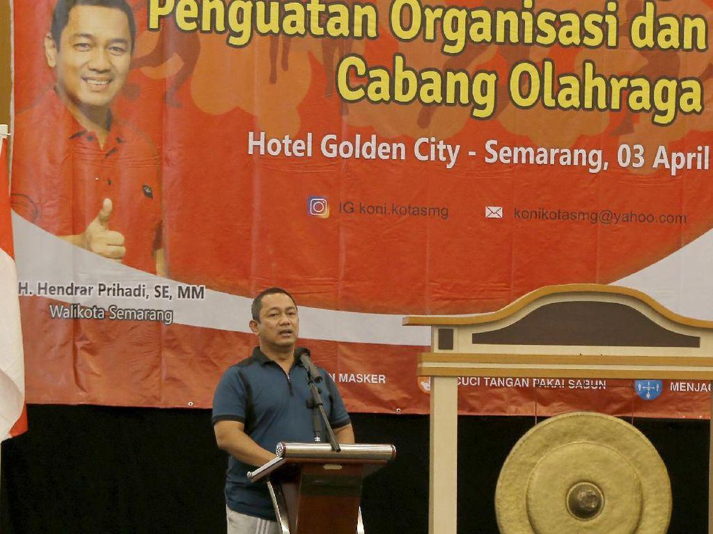 Wali Kota Semarang Targetkan Juara Umum di Proprov Jateng 2022