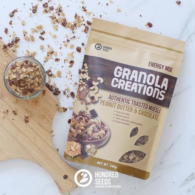 granola creations untuk diet