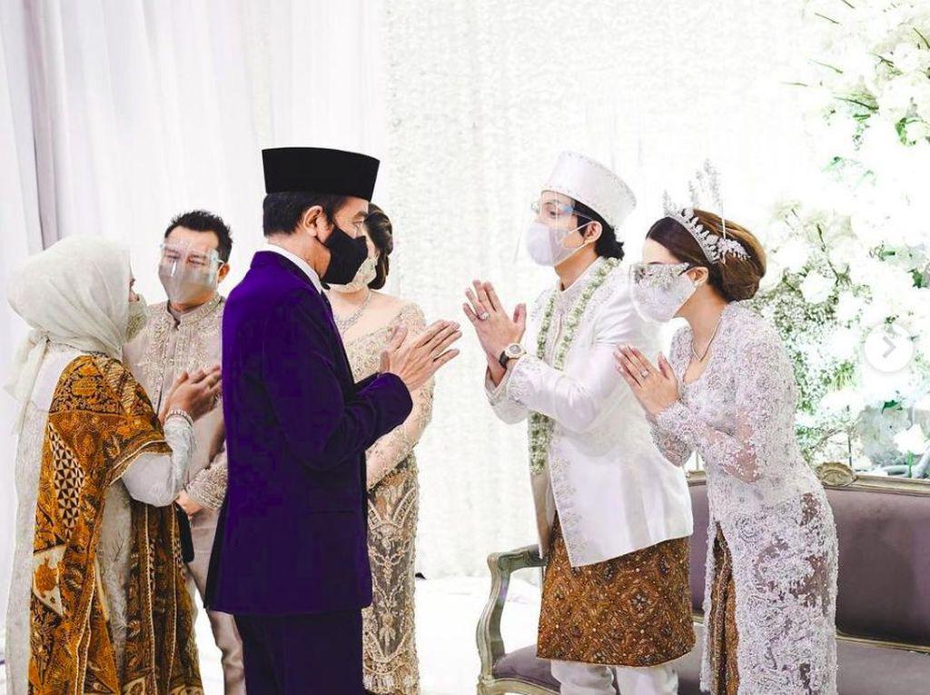 Pernikahan Atta-Aurel Dihadiri Presiden Jokowi, Thoriq Halilintar Komentar Begini