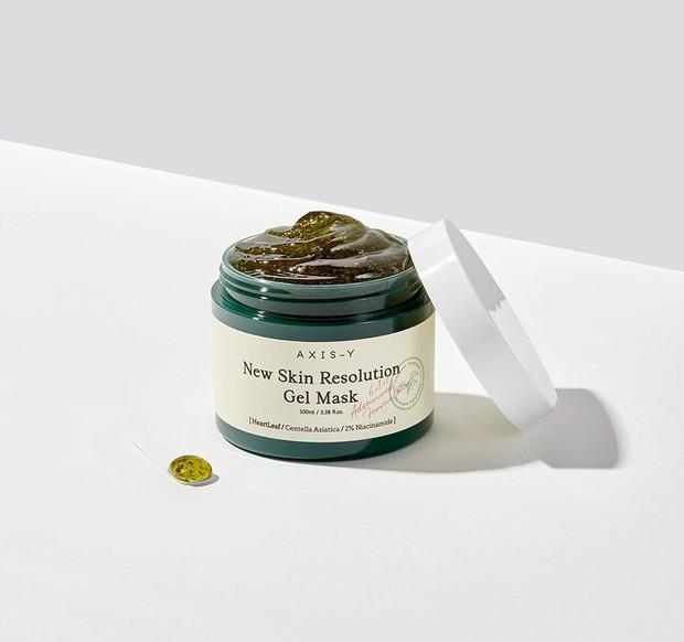 AXIS Y Skin Resolution Gel Mask