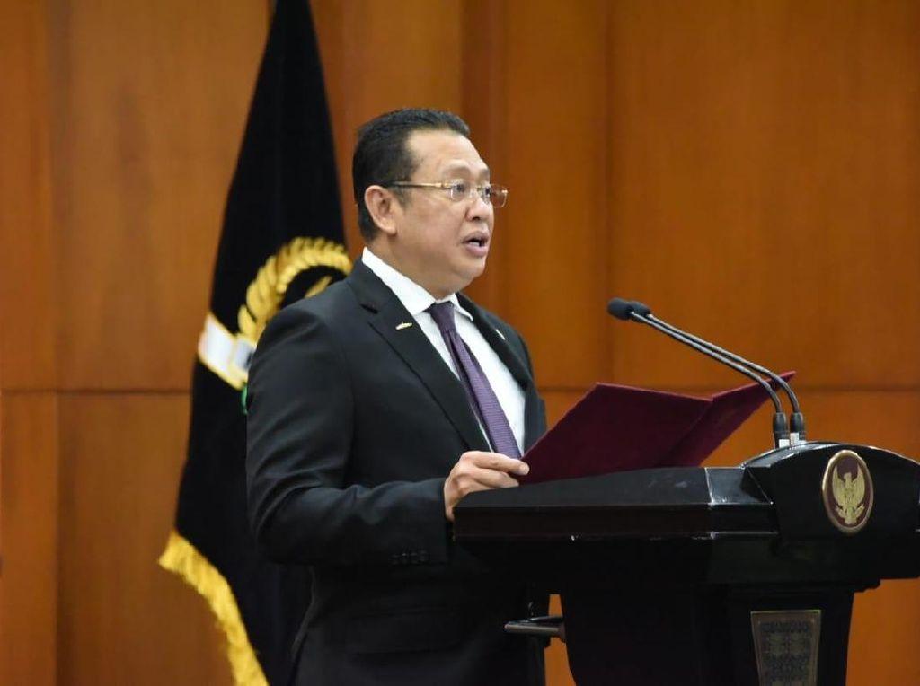 Ketua MPR Ajak Semua Pihak Tangkal Terorisme dan Radikalisme