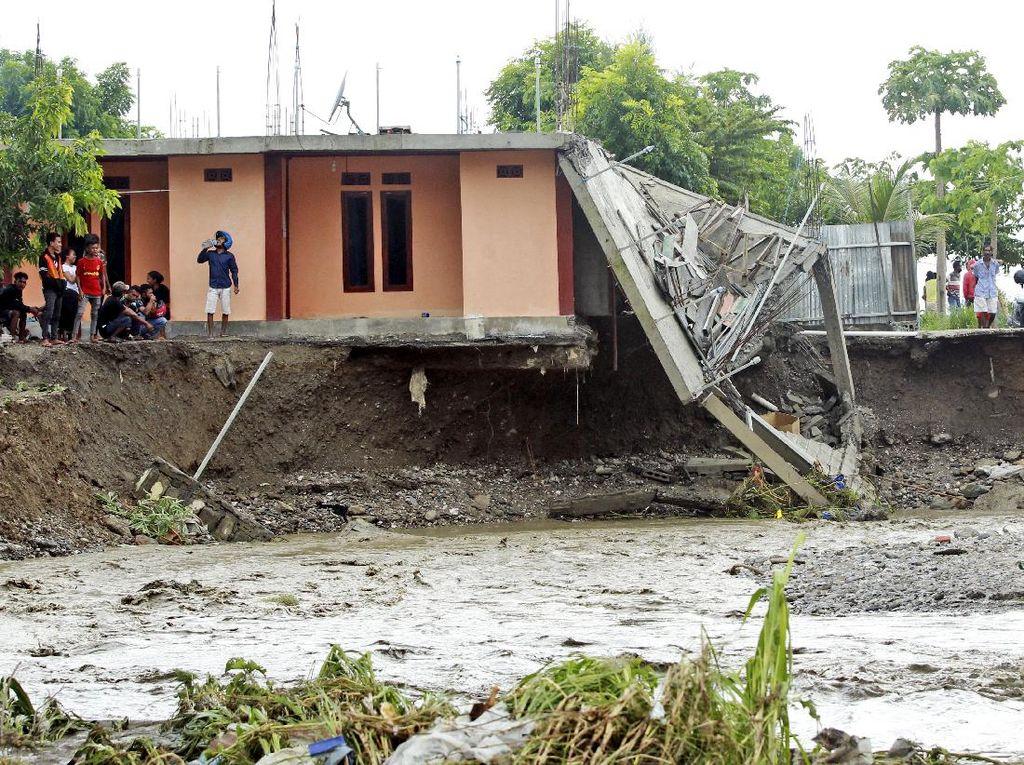 Bupati Lembata Tetapkan Status Tanggap Darurat Bencana
