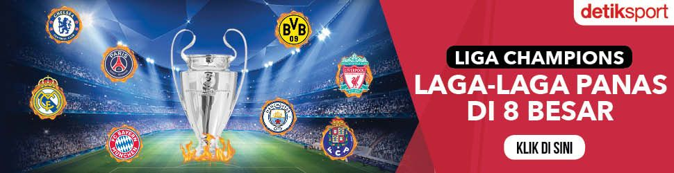 Banner 8 Besar Liga Champions