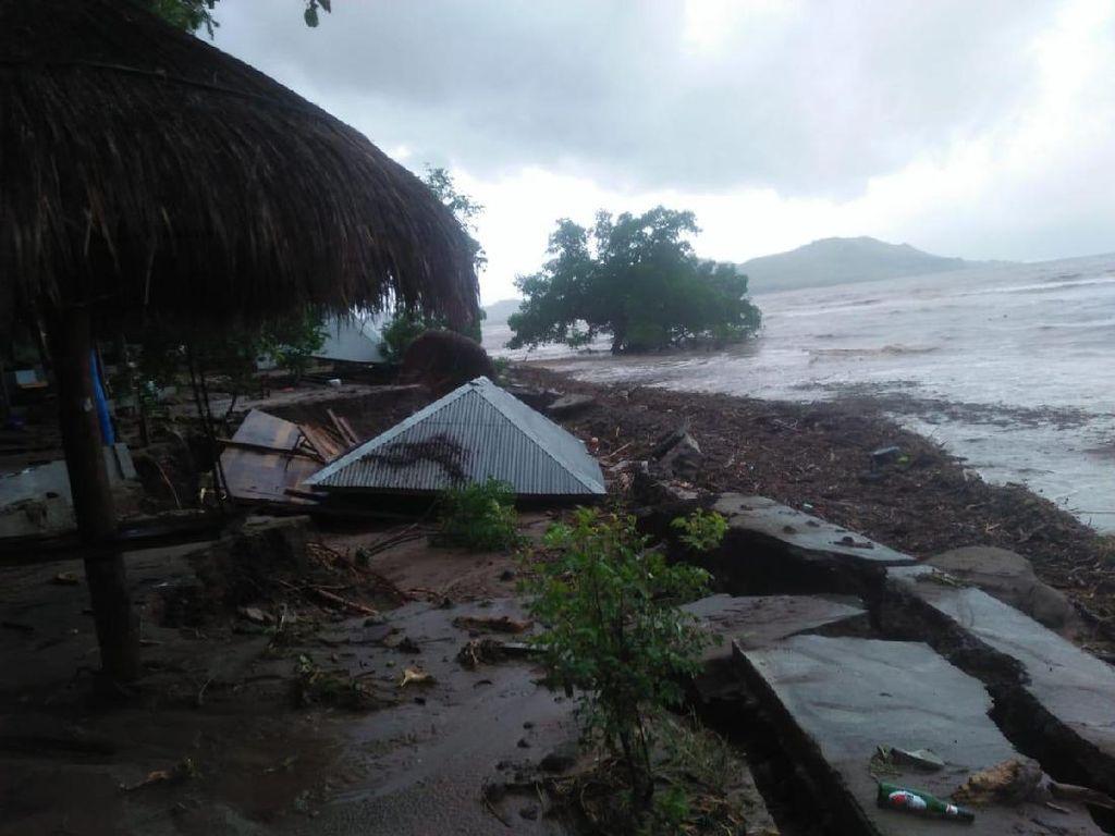 Pemerintah Siapkan Santunan Rp 15 Juta bagi Keluarga Korban Bencana NTT