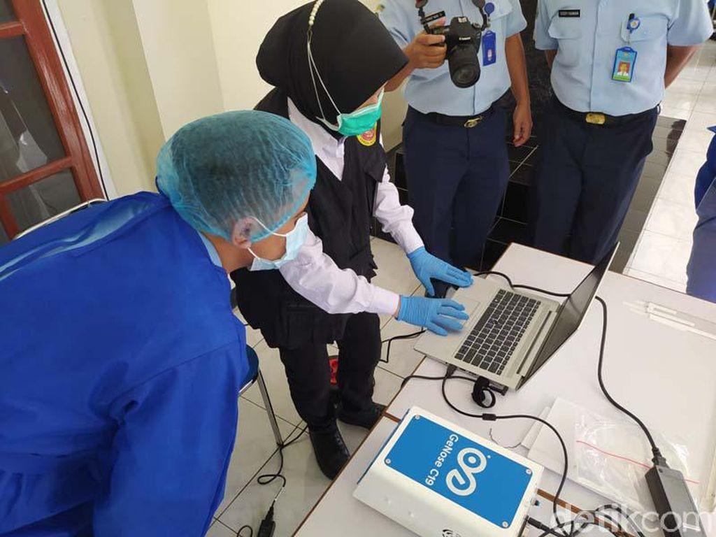 Deteksi COVID-19, SMA Taruna Nusantara Magelang Gunakan GeNose