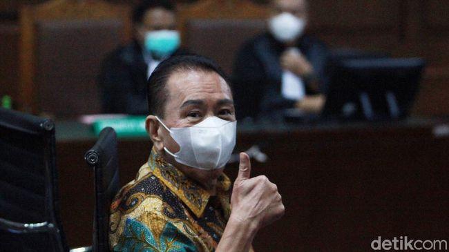 Djoko Tjandra Banding atas Vonis 4,5 Tahun Penjara