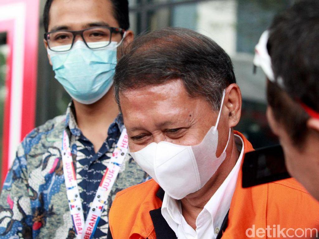 Beda Sikap RJ Lino: Dulu Senang Ditahan Kini Malah Gugat KPK