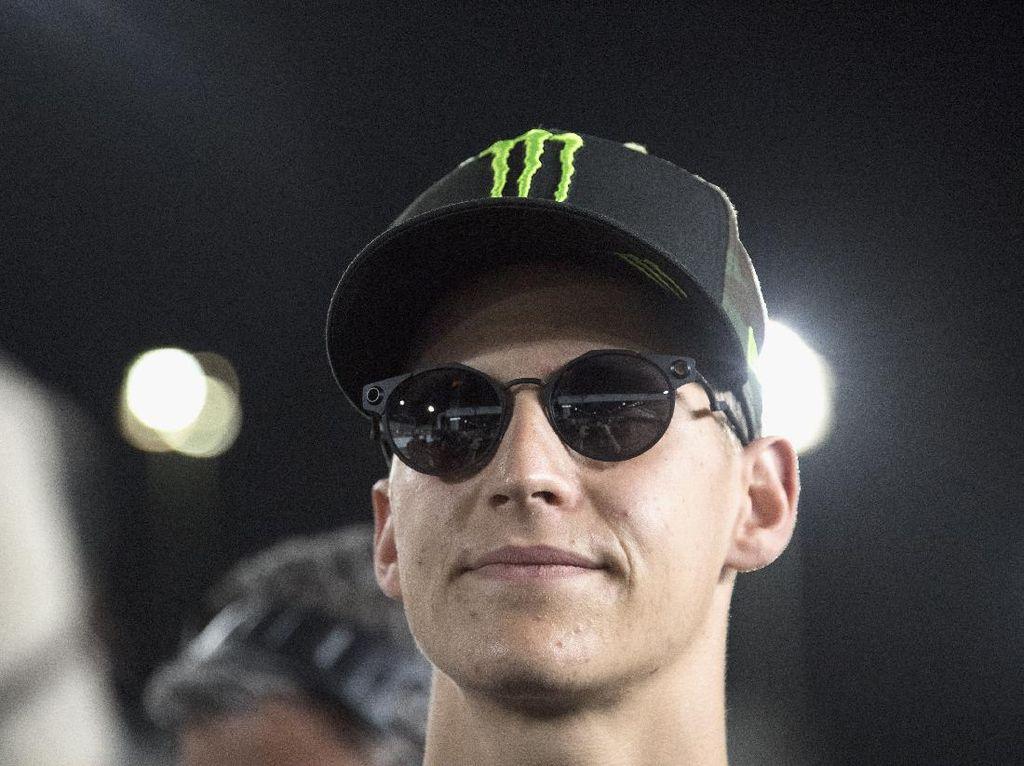 Tenang tapi Pasti: Quartararo Ungkap Strategi Juara di MotoGP Doha