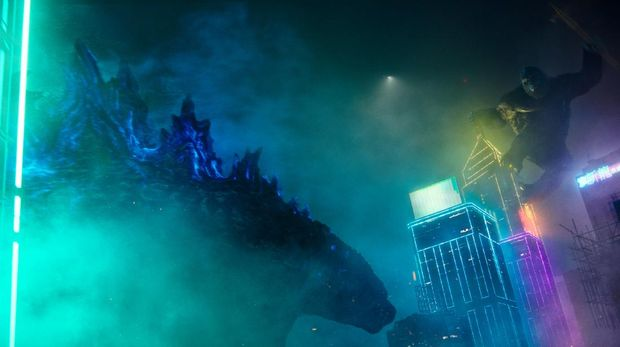 This image released by Warner Bros. Entertainment shows a scene from