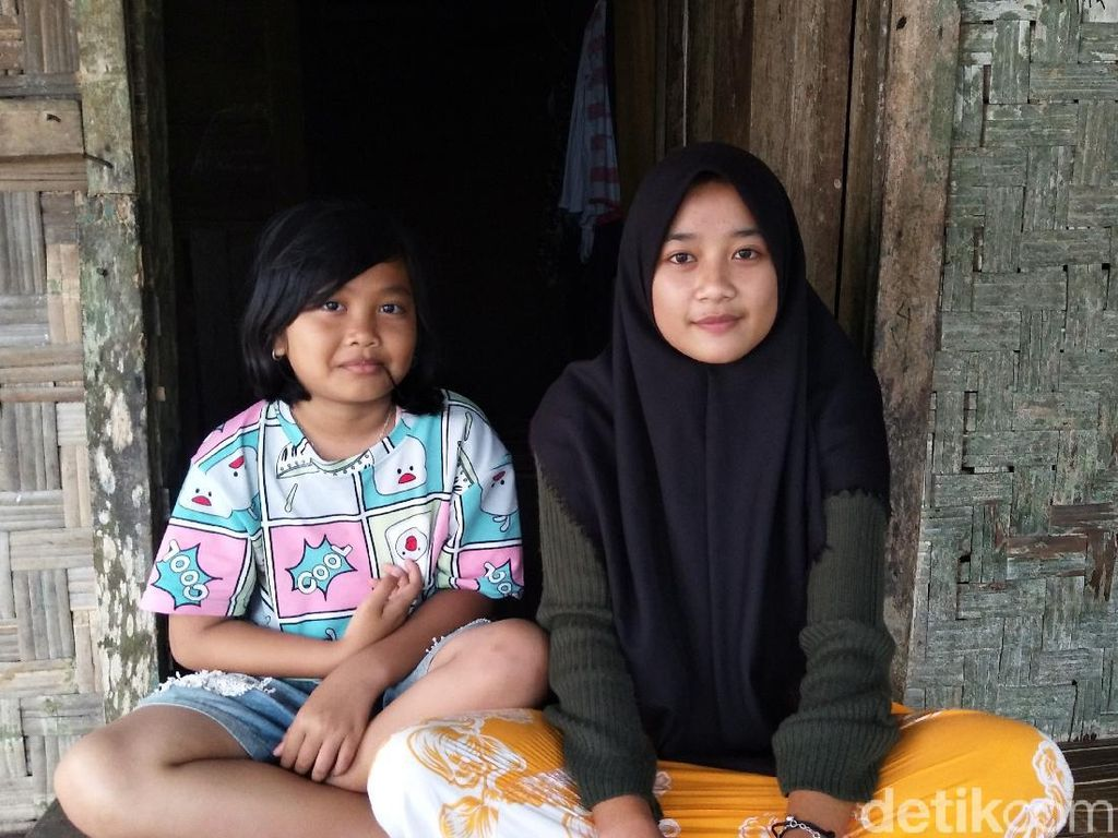 Kisah Siti Nuraida, Pelajar Pandeglang yang Hidup Sendiri di Rumah Reot
