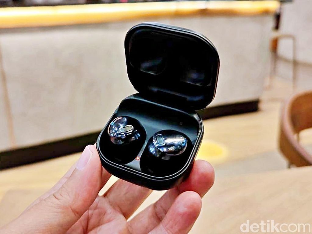 Review Galaxy Buds Pro, Earphone TWS Terbaik Samsung