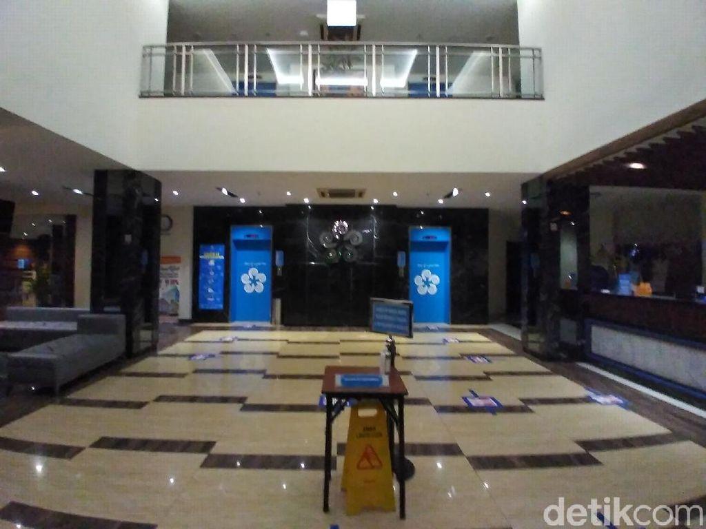Suasana Hotel Brothers Usai Disita Kejagung Terkait Kasus Asabri