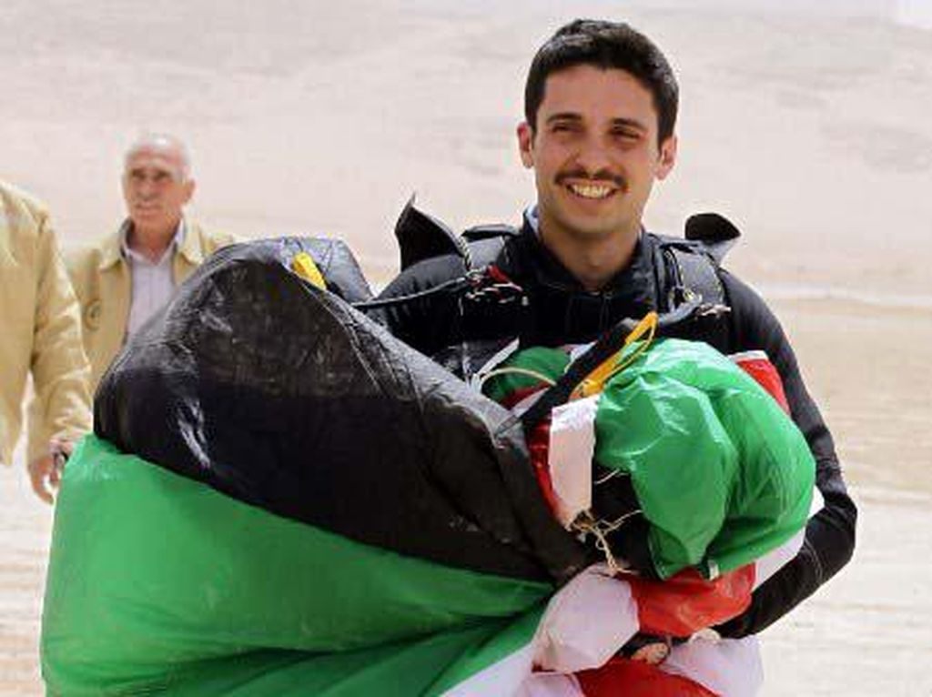 Paman Sam Pasang Mata ke Yordania Buntut Penangkapan Eks Putra Mahkota