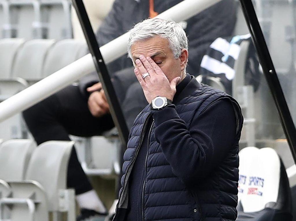 Perkataan Mourinho Ini Jadi Bumerang buat Dirinya Sendiri