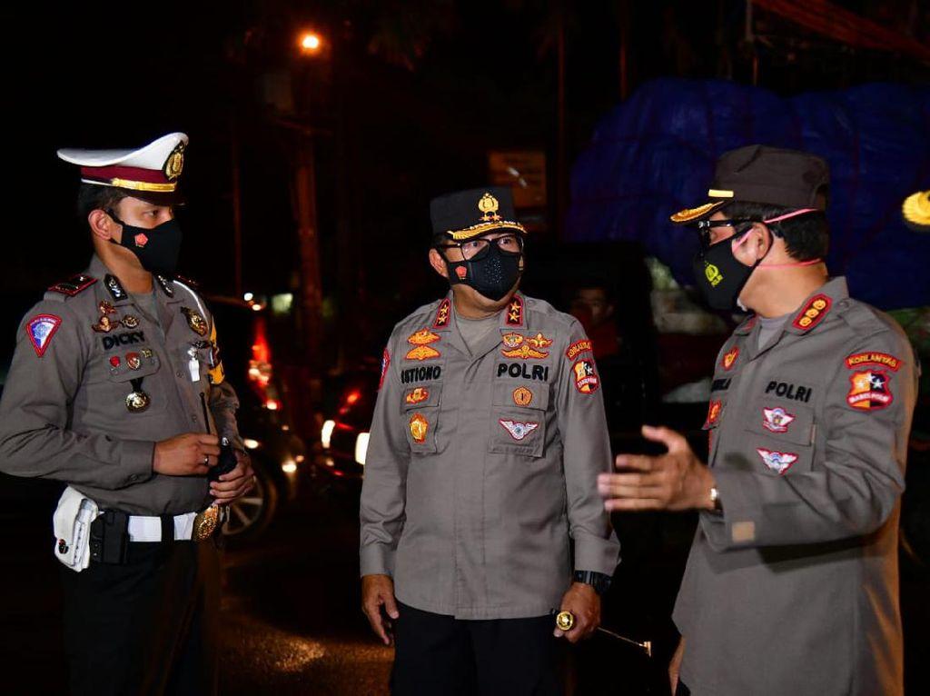 Arus Balik Paskah, Kakorlantas: 24 Ribu Kendaran dari Jabar Masuk Jakarta