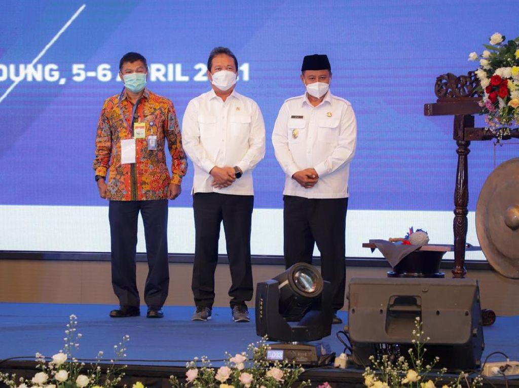 Trenggono: Saya Ingin KKP Kontribusi Lebih Besar untuk Ekonomi RI