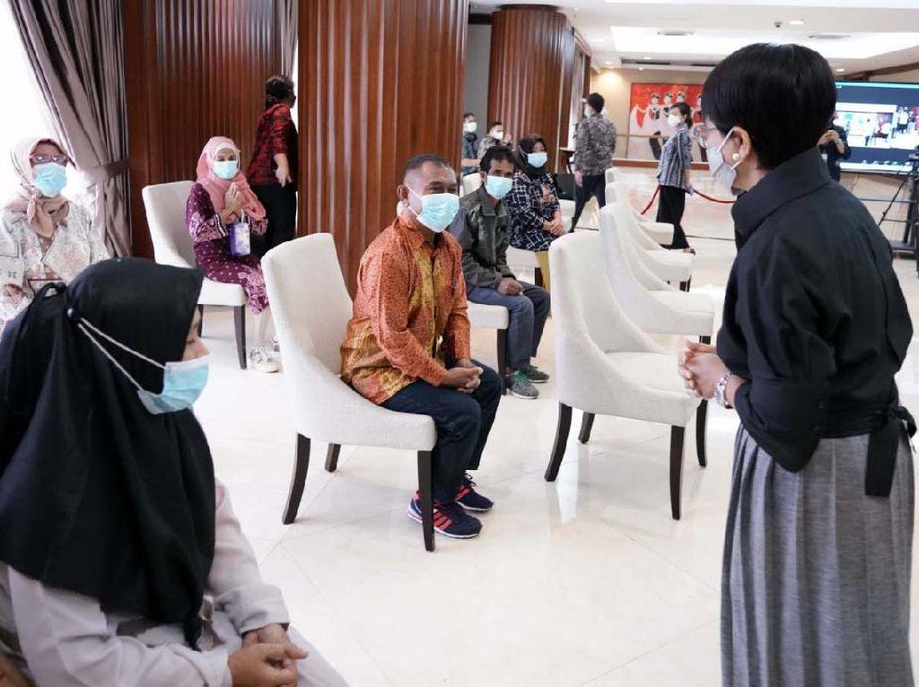 Akhirnya 4 WNI Korban Sandera Abu Sayyaf Kembali ke Keluarga