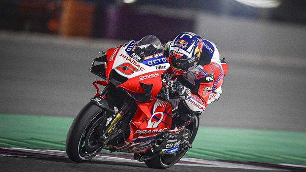 Johann Zarco di MotoGP Doha 2021.