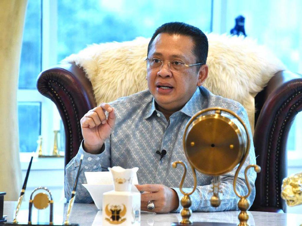 Ketua MPR: Wajah Pemuda Saat Ini adalah Indonesia di Masa Depan