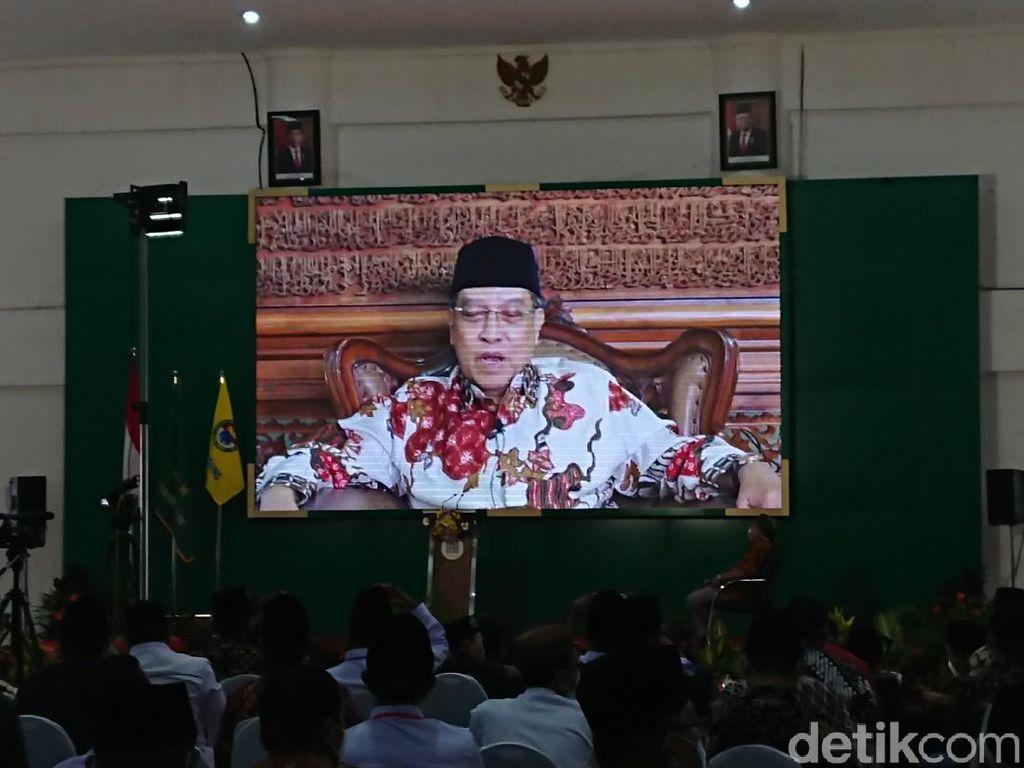 Ketua PBNU Sebut Muhaimin Iskandar Calon Presiden Tahun 2024