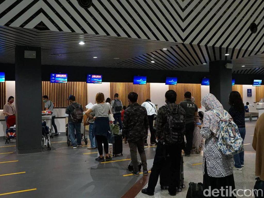 Jumlah Penumpang di Bandara Juanda Naik 18 Persen Selama Libur Paskah