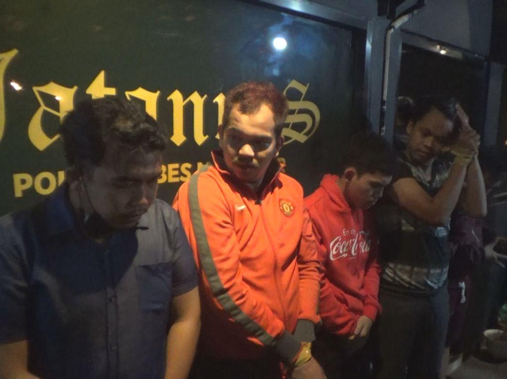 6 Polantas Gadungan di Makassar Ambil Motor-Peras Pelanggar Lalu Lintas