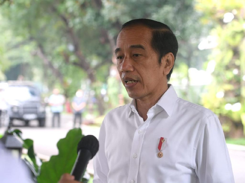 Jokowi Minta Tempat Kesehatan di NTT-NTB Diperbanyak