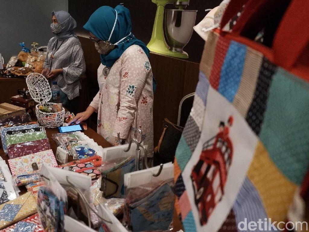 Foto: Produk UMKM Kini Bisa Mejeng di Hotel Berbintang