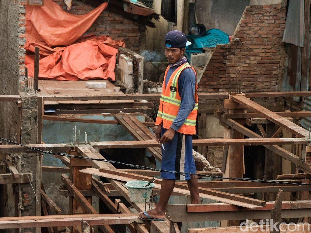Pemkot soal Rumah di Kp Melayu Direnovasi ala Panggung: Agar Tak Kena Banjir