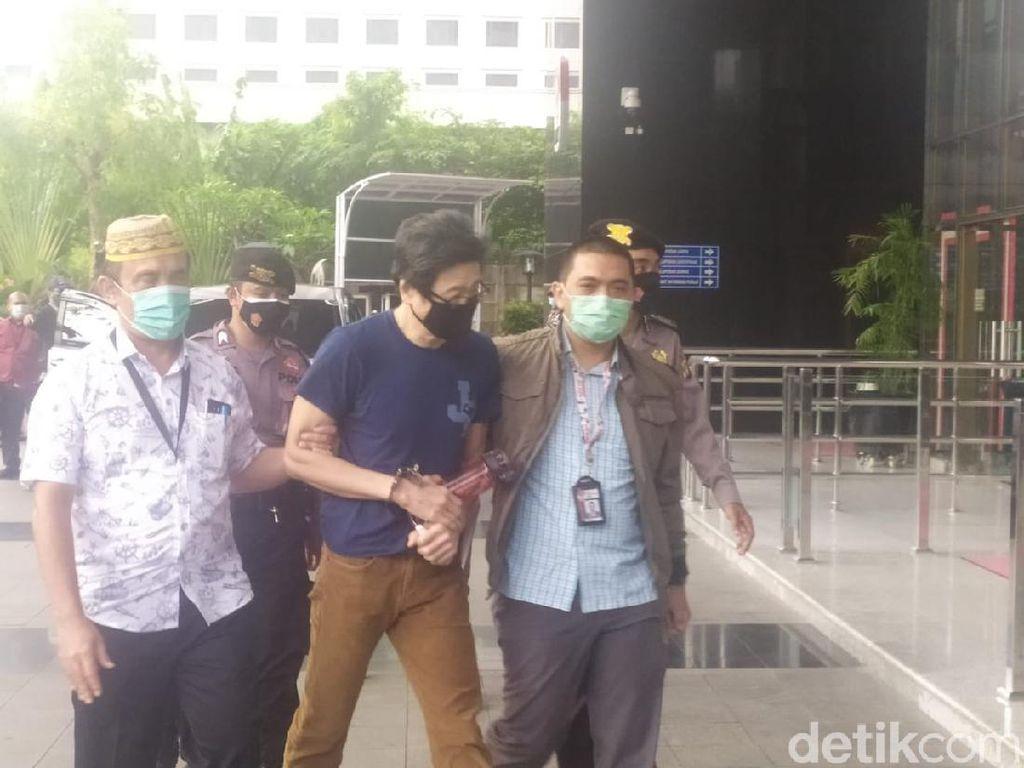 Buron Samin Tan Ditangkap, Kini Masih Diperiksa Penyidik KPK