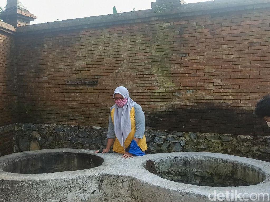 Foto Sumur Gandeng Airnya untuk Dekatkan Jodoh Boleh, Poligami Jangan